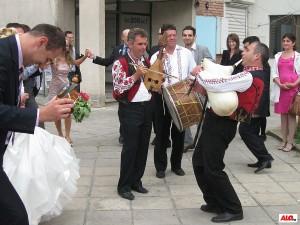 Музиката по време на сватба